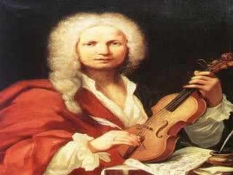 Vivaldi Violin Concerto In A Minor, Rv 356 Allegro - YouTube