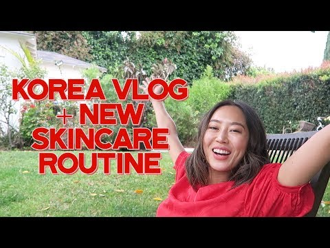 Visiting My Grandma in Korea w/ Jacopo + New Skincare Routine | Aimee Song