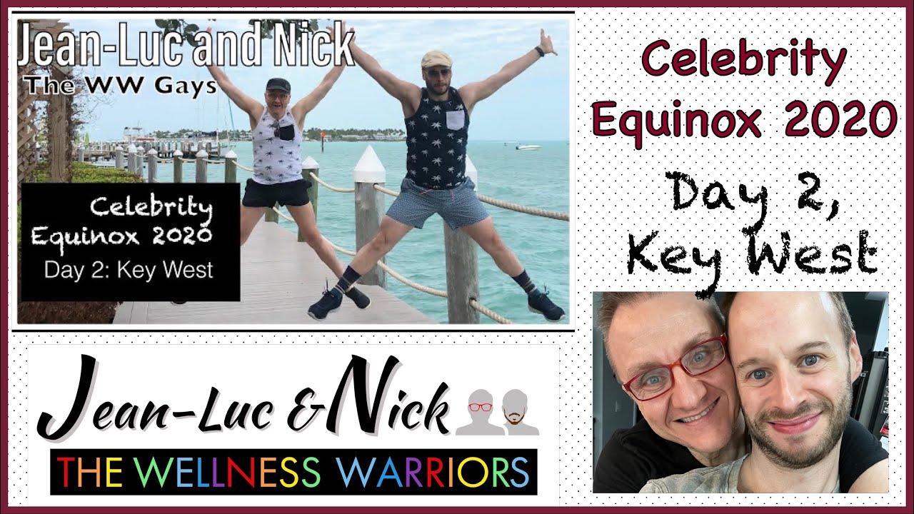 Celebrity Equinox 2020: Day 2, Key West