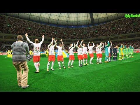 Poland vs Nigeria International Friendly Match 2018 | Full Match | Pes Gameplay PC