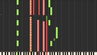 Survivor - Eye of the Tiger (Synthesia)