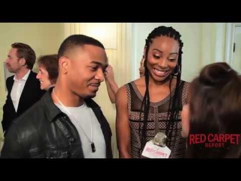 RonReaco Lee & Erica Ash SurvivorsRemorse at TheWrap's 2nd Annual PreEmmy Celebration EmmyWrap