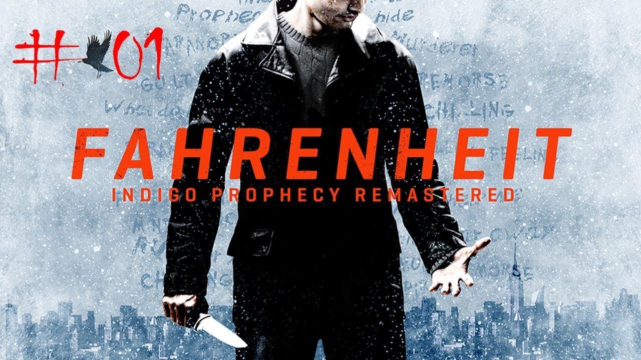 Fahrenheit [PS2] - Gameplay ITA - Let's Play #01 - Il delitto