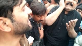 Matamdari  At Akrianwala Noha khawan Sibtain shah DIK