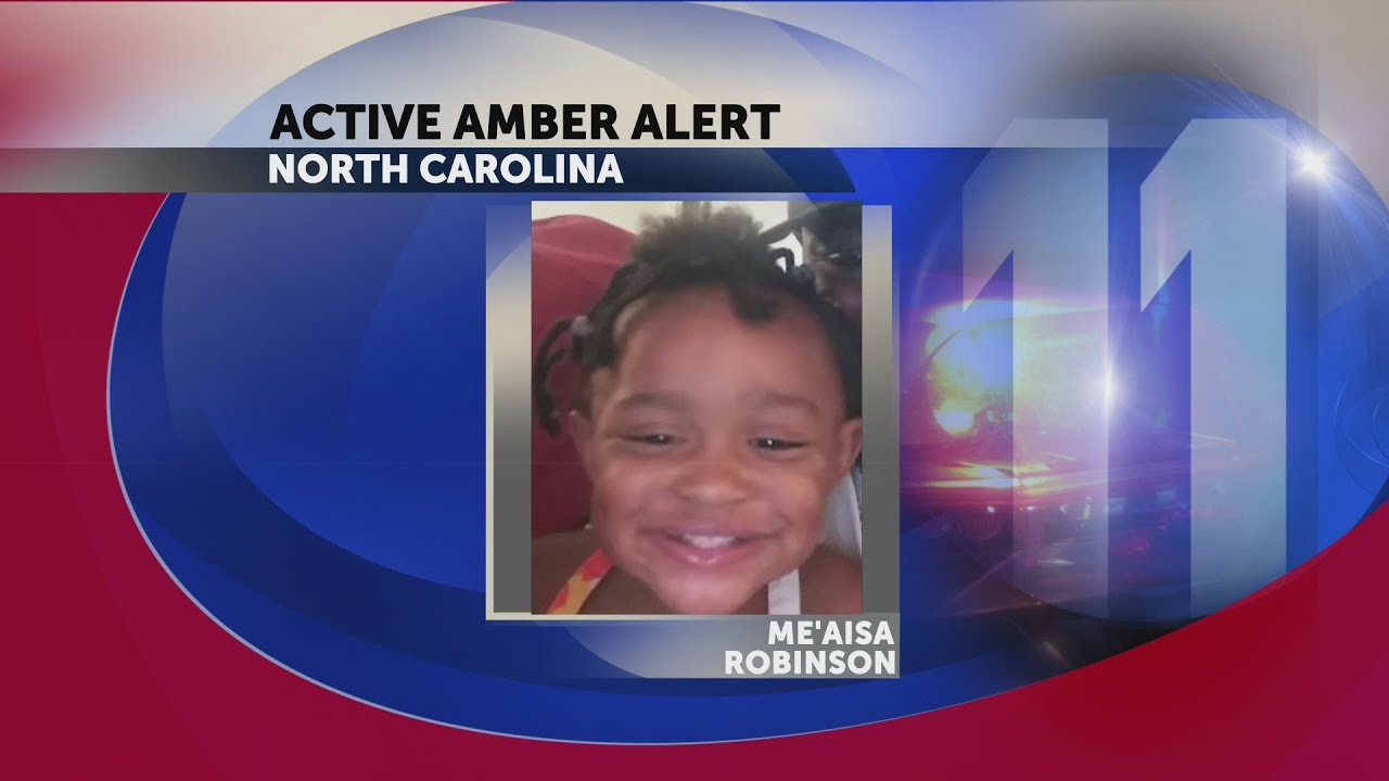 Amber Alert in North Carolina