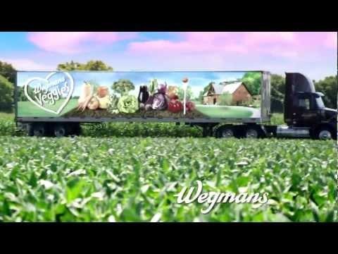 "Wegmans ""Love Your Veggies"" TV Commercial (30 seconds)"