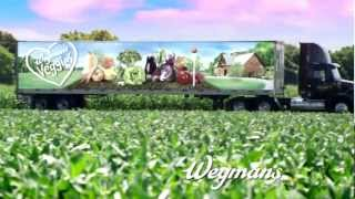 "Wegmans ""Love Your Veggies"" TV Commercial (30 seconds)"