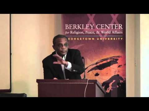 Abdullahi An-Na'im on Islam and the Secular State