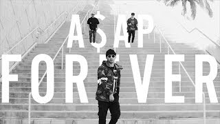 "A$AP Rocky - ""A$AP FOREVER"" Choreography by Vinh Nguyen, Carlo Darang, & Kevin Nguyen"