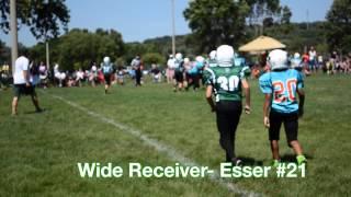 Memorial Spartans 5th Grade Football (2015)