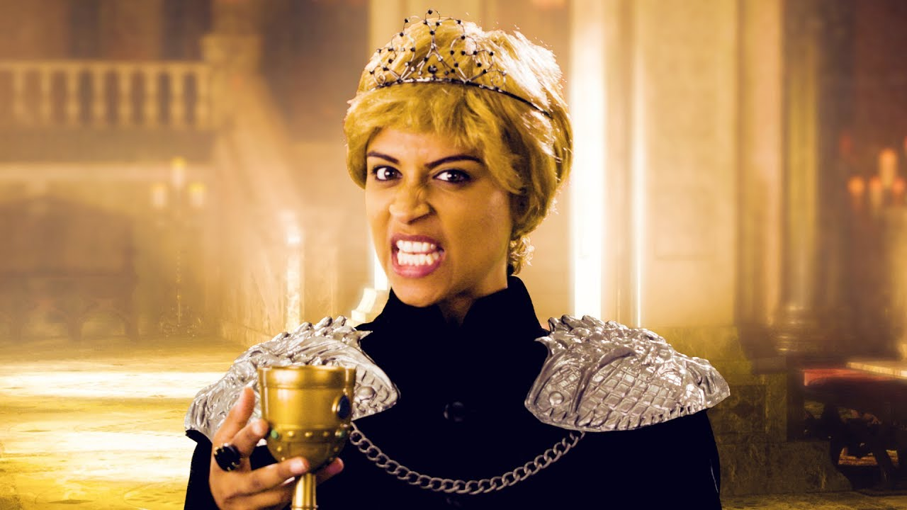 If Cersei Lannister Made A Rap Diss Track Game Of