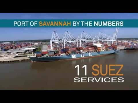 Transportation by the Numbers: 2 Ports 5 Terminals
