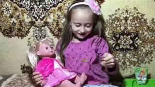 Мелисса с сестричкой Baby Born идет в магазин за покупками / Прогулка - Кормление - Melissa Tv