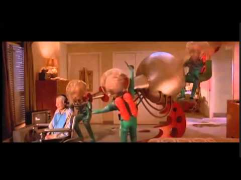 Mars Attacks die aliens die