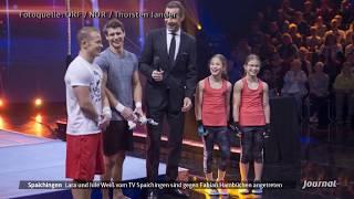 Zwillinge vom TV Spaichingen besiegen Fabian Hambüchen Video