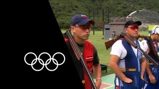 Skeet Shooting Olympic Record - Shootout For Gold | Olympic Records