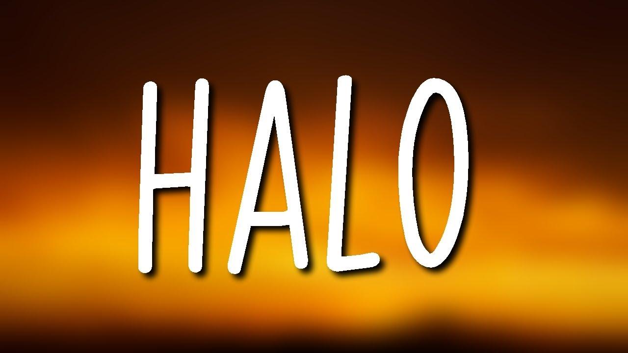 Beyoncé - Halo (Lyrics)