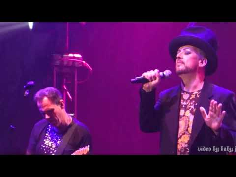 Culture Club-TIME (CLOCK OF THE HEART)-Live-Hard Rock Casino-Vancouver, BC, July 17, 2015-Boy George