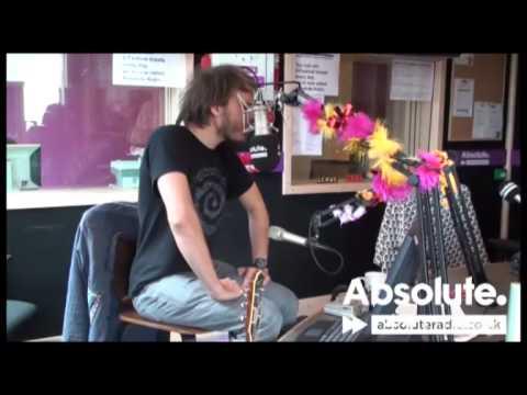 Jeffrey Lewis interview with Geoff Lloyd on Absolute Radio