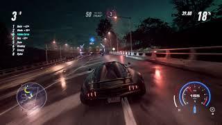 Need for Speed™ Heat Lina's 2016 Koenigsegg Regera Gameplay