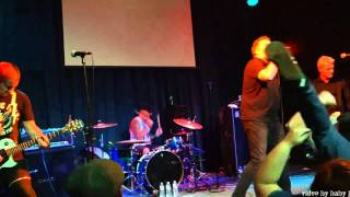 Sham 69-HEY LITTLE RICH BOY-Live @ The Uptown Nightclub, Oakland, CA, October 7, 2014-Oi! Punk