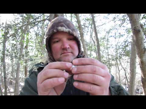 how to make arrowheads out of nails