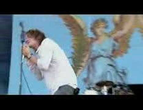 Paolo Nutini Isle Of Wight 2007 New Shoes