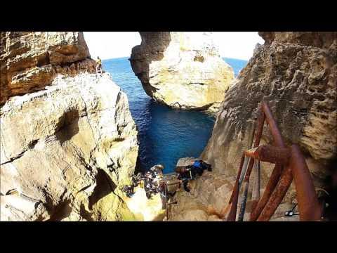 Malta Gozo 2015 Diving HD 1080p