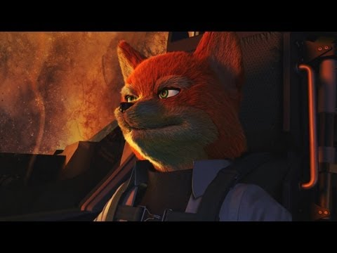 Star Fox Cinematic