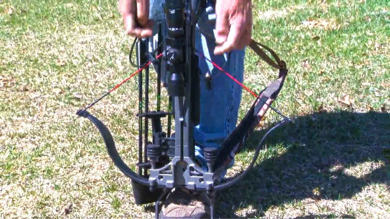 Excalibur's Micro Cross Bow Product Review