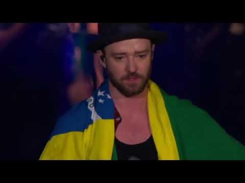JUSTIN TIMBERLAKE - Mirrors live Rock in Rio 2017