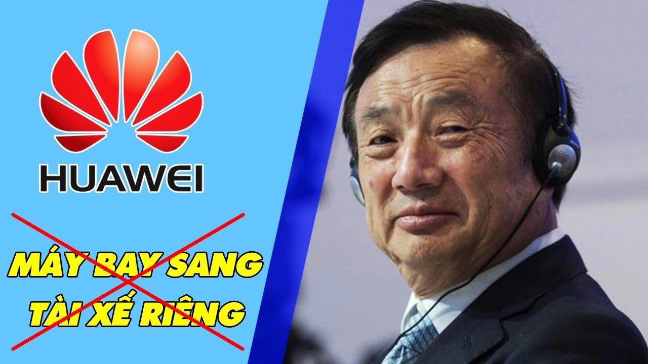 Ông Chủ Huawei Và 'Văn Hóa Chó Sói', 'Văn Hóa Tấm Đệm' Xây Dựng Đế Chế Huawei