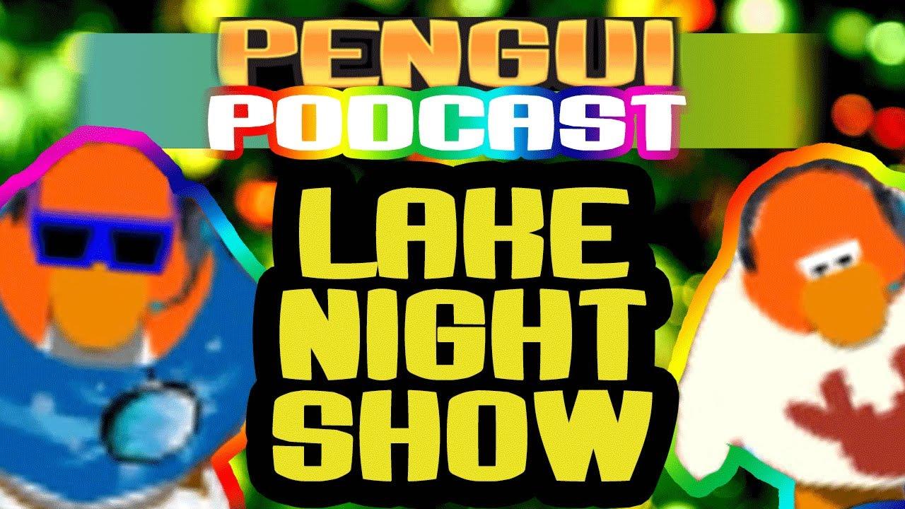 Penguipodcast: Lake niBBht show