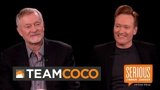 Author Erik Larson — Serious Jibber-Jabber with Conan O