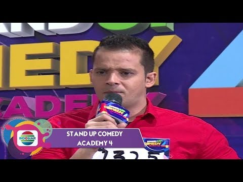 Jared - Belanda : It's About Shower | Audisi SUCA 4