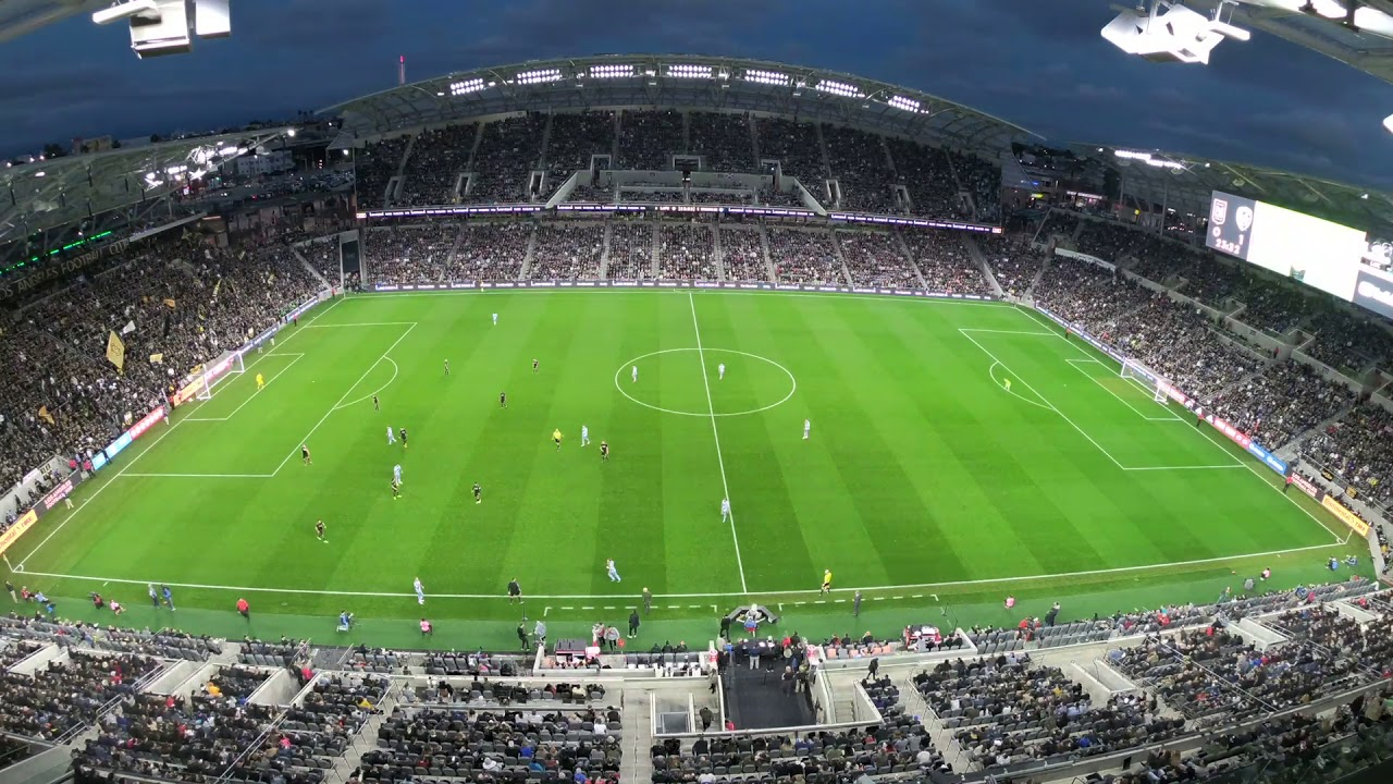 The Ultimate Guide To Lafc Match Day Discover Los Angeles