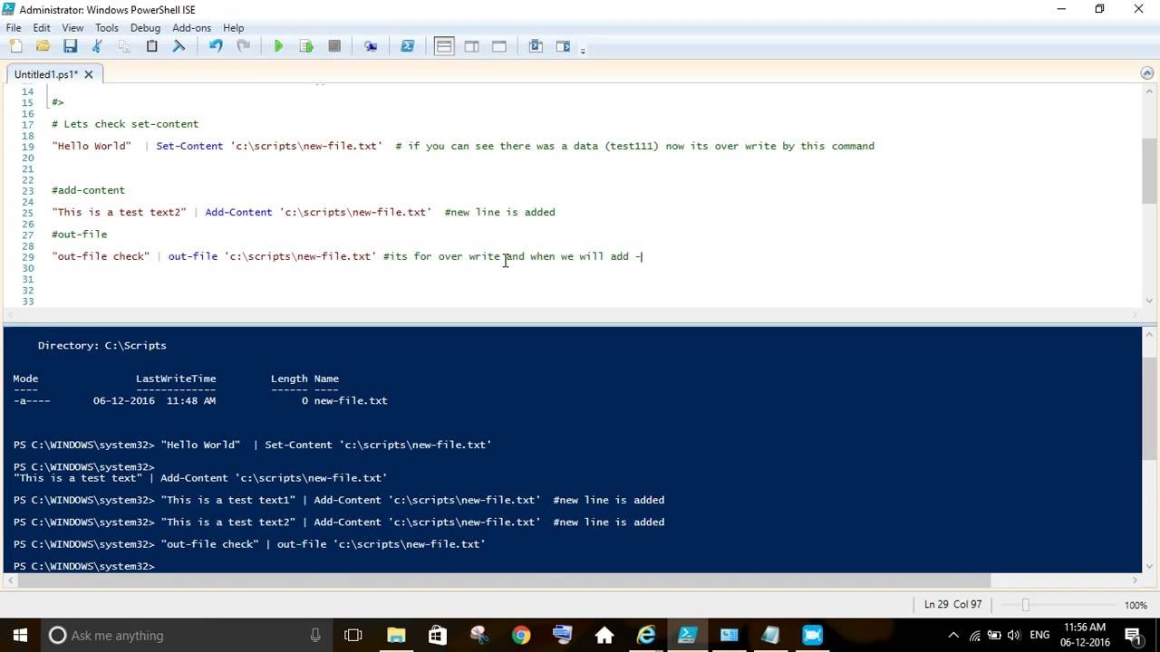 Using the System.Environment Class in PowerShell