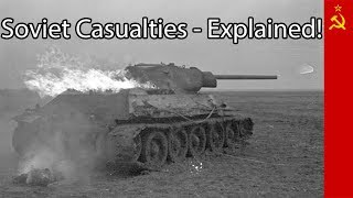 Why the Soviet Red Army took so many losses in Operation Barbarossa - Answered!