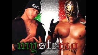 Rey Mysterio Unmasked   Hair vs Mask Match   Kevin Nash and Scott Hall vs Rey Mysterio and Konnan