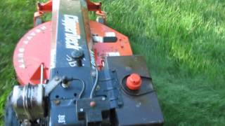 Ariens ST824 Snowblower Clipper Deck Lawnmower attachment Cutting lawn