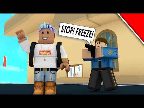 I ROBBED THE JAILBREAK MUSEUM AND THIS HAPPENED.....