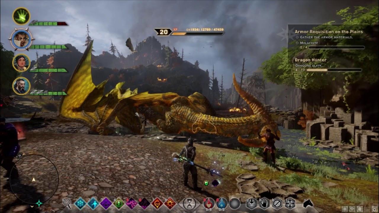 Malachite inquisition plains age dragon exalted Dragon Age:
