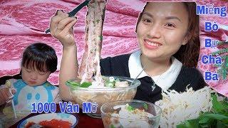 🇯🇵Phở Bò Wagyu 1000 Vân Mỡ Thơm Ngon Đến Từng Thớ Thịt #192