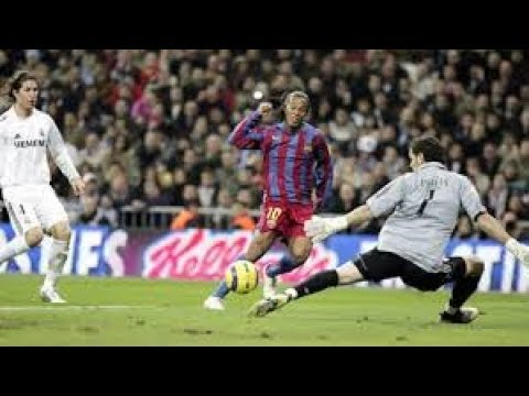 Барселона реал мадрид 2006