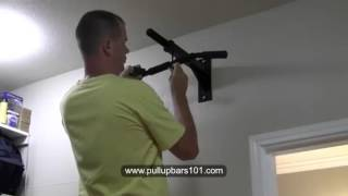 Ultimate Body Press Wall Mounted Pull Up Bar(Ultimate Body Press Wall Mounted Pull Up Bar Installation instructions http://www.pullupbars101.com/go/Ultimate To read whole review of Ultimate Body Press ..., 2014-03-24T12:16:40.000Z)