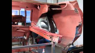 Restoration of my Ford Mustang Fastback 1965 Part 4