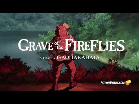 Studio Ghibli Fest 2018 - Grave of the Fireflies - Trailer
