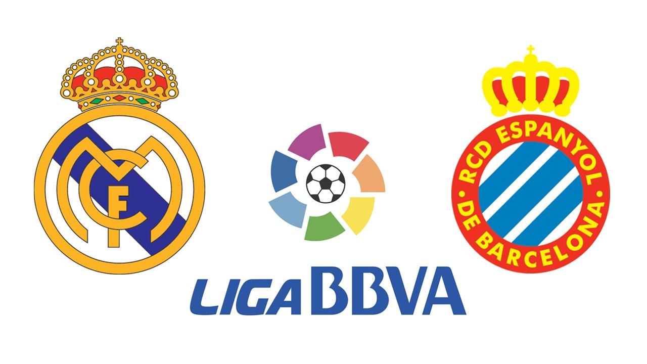 A que hora juega real madrid vs espanyol liga bbva youtube for A que hora juega el real madrid