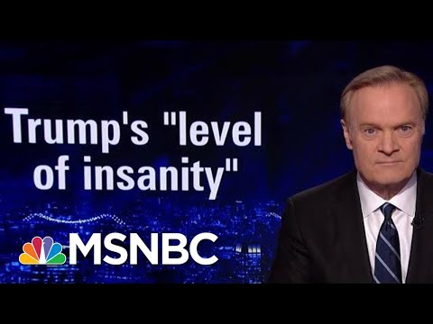 Ex-West Wing Official: Trump At 'New Level Of Insanity' After Midterms | The Last Word | MSNBC