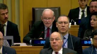 Anthony Lake, Executive Director of UNICEF